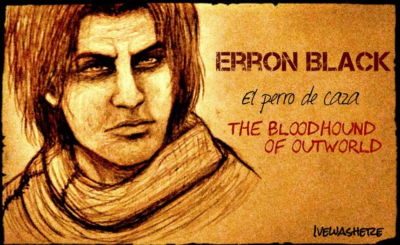 Erron Black the Bloodhound of Outworld by IveWasHere