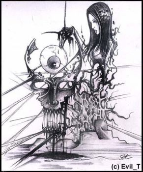 face by evil-t