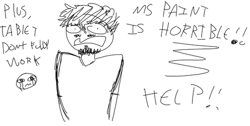 MS PAINT by CobaltDrawing