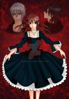Vampire Knight by Bumble-Pop