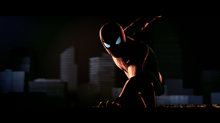 [SFM] Spiderman by nathano2426