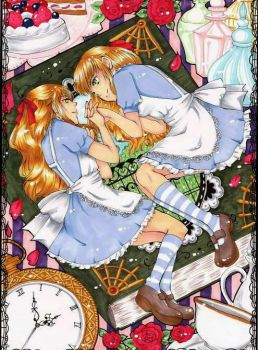 fairy tale by Hitomi-S