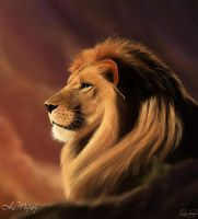 His Majesty by latent-talent