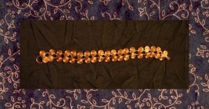 Egyptian spiral bracelet by lilymaid7