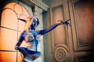 World of Warcraft: Obey the Queen by Narga-Lifestream