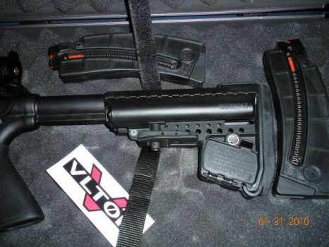 New Rifle 9 by Tronyx