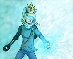 Ice Finn by sir-grimmington