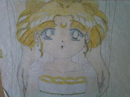 Little Princess Serenity by OkamiGirl-Jess