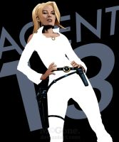 Agent 13 by mcguan