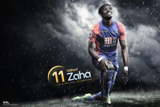 Wilfred Zaha Wallpaper by nirmalyabasu5