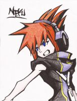 The World Ends With Neku by LegendofFullmetal