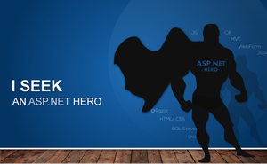 Poster ASP.Net Hero by jozef89