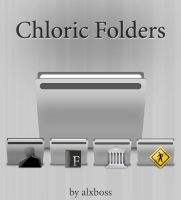 Chloric Folders icons by alxboss