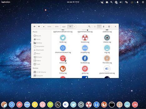 Simple icon theme by kxmylo
