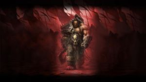 Grommash Hellscream - The Iron Horde is Coming by Smithe06