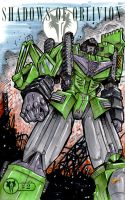 Two Sketch 61: Devastator by Shono