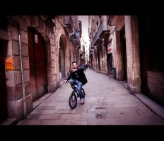 around Barcelona 4 by pstoev