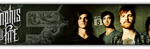 Memphis May Fire Banner by xXDeeJay