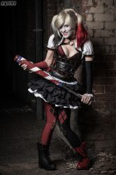 Here Comes Harley by MaiseDesigns