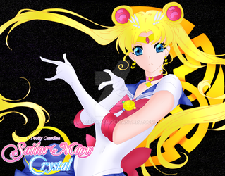 Sailor Moon   Lineart By Rika Dono-d9fvac3 by ladykraven