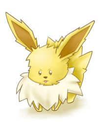 It's Supposed to Be Jolteon... by BBShadowCat