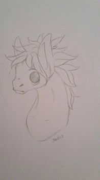 2D as a pony (WIP) by Jasi-3