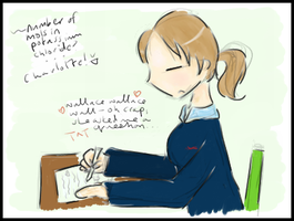 I hate Chemistry. So much. by hotmocha