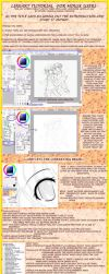 Lineart tutorial for mouse user by PiyoriYoake