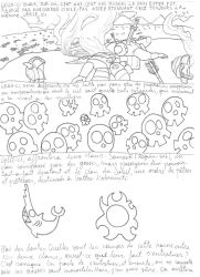 Fishmen Adventures Feudal Era page 1 by FlanderPoisson1914