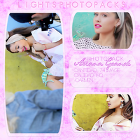 +Photopack Ariana Grande L P by iSparksOfLies