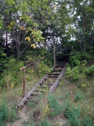 Old Ancient Stairs_Stock_1 by DXstock