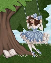 Swinging in the Breeze by pandy0