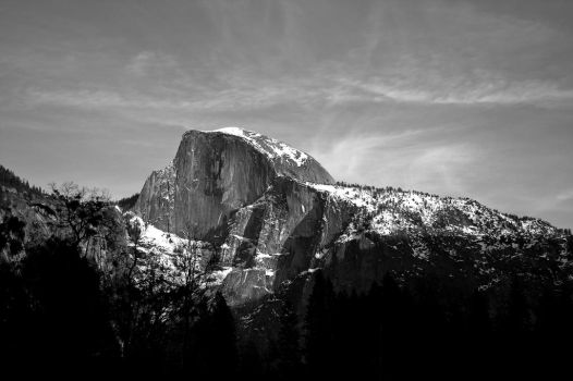 Half Dome by applex