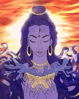 Shiva by condemned2love