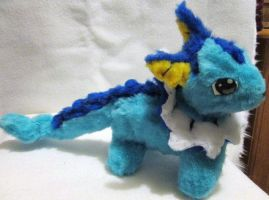 Vaporeon Plush SOLD by Keikoku147