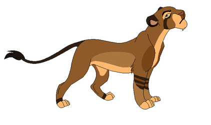 More Lioness Adopt [12 Pts] by Sleepii-Adopts