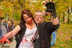 Zombies are on the march by wbgphotography