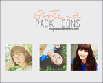 Gfriend - Icons by mayradias