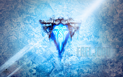 League of Legends Freljord Wallpaper by Andrexiel