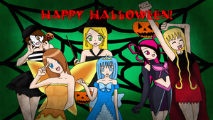 Happy Halloween 2011 by KarenNuilCoco