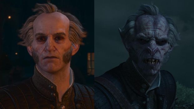 Witcher Blood and Wine: Regis by Unicron9