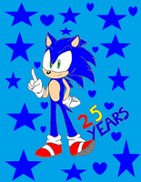 Sonic's Birthday Collab by SonicAndTailsfan64