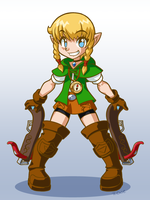 Linkle Oracle style by rongs1234