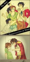 [REQUEST] ''The Many Personalities of Spain'' by edwardsuoh13