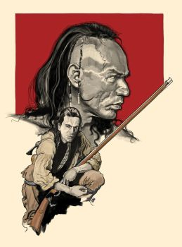 The Last of the Mohicans by robyamor