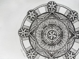 Mandala 1 by GoaliGrlTilDeath