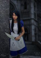 Alice Liddell - Alice Madness Returns by Enolla