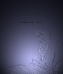 Everything will be alright. by HollyMoore