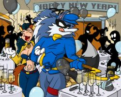 New Year's Eve Costume Ball by catsprin
