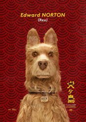 TO PRINT POSTER ISLE OF DOGS REX by JoylockDesigner